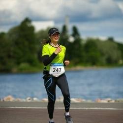 Helsinki Half Marathon - Krista Tammisto (247)