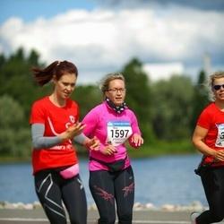 Helsinki Half Marathon - Merja Montonen (1597)