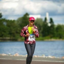 Helsinki Half Marathon - Heidi Härkönen (848)
