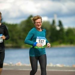 Helsinki Half Marathon - Sirkku Majamäki (157)