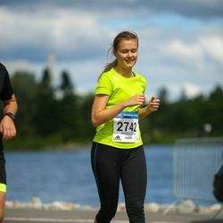 Helsinki Half Marathon - Reetta Heiskanen (2742)