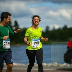 Helsinki Half Marathon - Mariana Ramirez (1969)