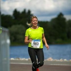 Helsinki Half Marathon - Salla Kallioja (983)