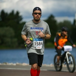 Helsinki Half Marathon - Andy Mielnik (1584)