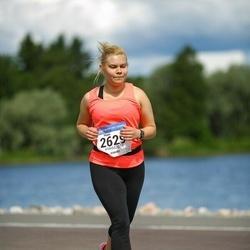 Helsinki Half Marathon - Maaria Wesslin (2629)