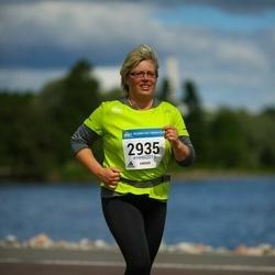 Helsinki Half Marathon - Pia Charlotta Myllyharju (2935)