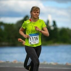 Helsinki Half Marathon - Jenni Koivurova (1116)