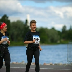 Helsinki Half Marathon - Pia Rask-Jussila (1984)