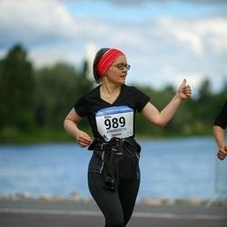 Helsinki Half Marathon - Riitta Kangas (989)