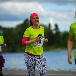 Helsinki Half Marathon - Hanna Kristiina Kreander (1201)