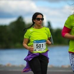 Helsinki Half Marathon - Laura Diez (501)