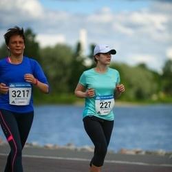 Helsinki Half Marathon - Maria Sjoblom (227)