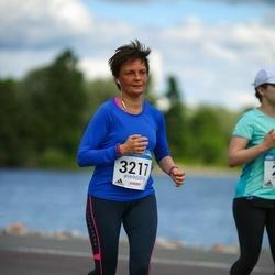 Helsinki Half Marathon - Sandra Alldén (3217)