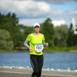 Helsinki Half Marathon - Milka Karvonen (1027)