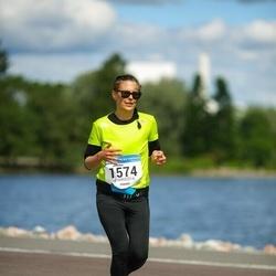 Helsinki Half Marathon - Johanna Merikallio-Rönneberg (1574)