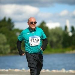 Helsinki Half Marathon - Patrik Smulter (2249)
