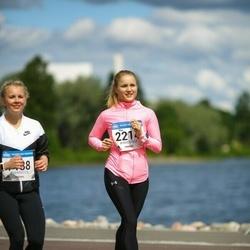 Helsinki Half Marathon - Piia Simola (2214)