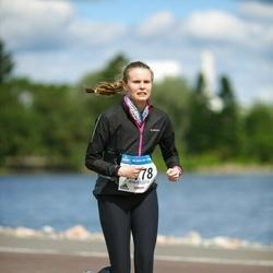Helsinki Half Marathon - Maaria Koski (1178)