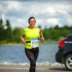 Helsinki Half Marathon - Eeva-Liisa Heiskanen (2743)