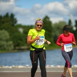 Helsinki Half Marathon - Helena Tigonen (2393)