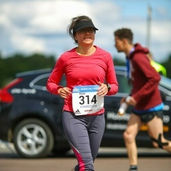 Helsinki Half Marathon - Rocio Acosta (314)