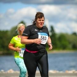 Helsinki Half Marathon - Jenni Fredriksson-Bass (583)