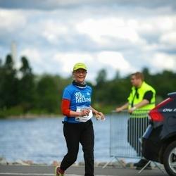 Helsinki Half Marathon - Raili Helenius (709)
