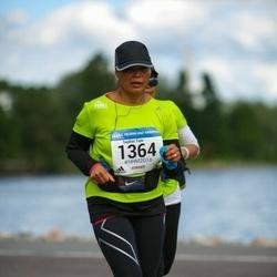 Helsinki Half Marathon - Suphin Tum Lauronen (1364)