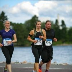 Helsinki Half Marathon - Sini Rantanen (1980)