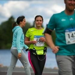Helsinki Half Marathon - Noora Fredriksson-Liukkonen (584)