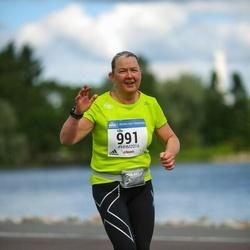Helsinki Half Marathon - Ulla Kankaanniemi (991)