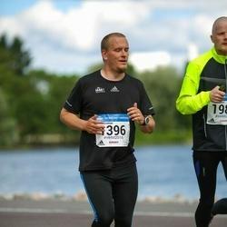 Helsinki Half Marathon - Kristian Leino (1396)