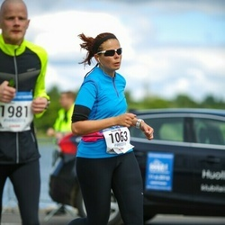 Helsinki Half Marathon - Anne-Mari Keskitalo (1063)