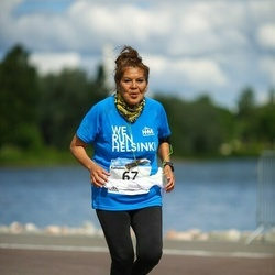Helsinki Half Marathon - Kathaleen Hongisto (67)