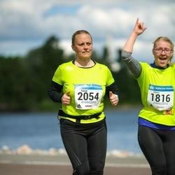 Helsinki Half Marathon - Hanne Röyttä (2054)
