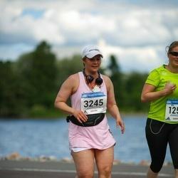 Helsinki Half Marathon - Mervi Salo (3245)