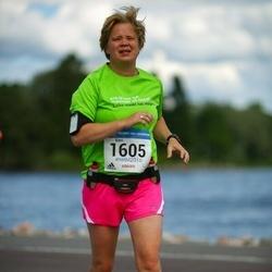 Helsinki Half Marathon - Katri Muller (1605)