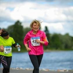 Helsinki Half Marathon - Sirpa Bitter-Helve (425)