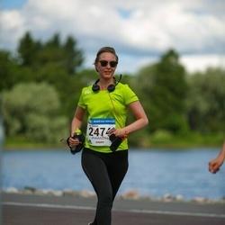 Helsinki Half Marathon - Sanna Usva (2474)