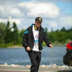 Helsinki Half Marathon - Eppu-Eric Sinisalo (2219)