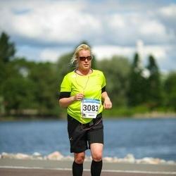 Helsinki Half Marathon - Päivi Sirkku (3083)