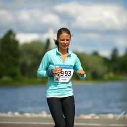 Helsinki Half Marathon - Liisa Rautiainen (1993)