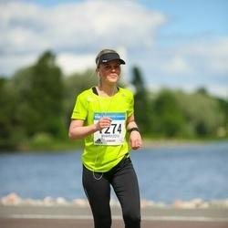Helsinki Half Marathon - Mari Kärnä (1274)