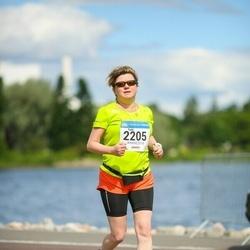 Helsinki Half Marathon - Tuula Silfver (2205)