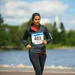 Helsinki Half Marathon - Akila Balasubramaniyam (402)