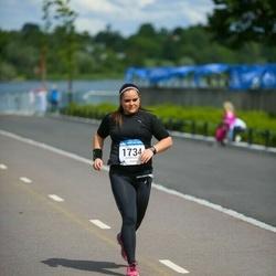 Helsinki Half Marathon - Tiina Nylund (1734)