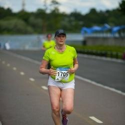 Helsinki Half Marathon - Anna Noso (1705)