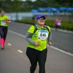 Helsinki Half Marathon - Tiia Hakulinen (646)