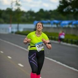 Helsinki Half Marathon - Hanna Patterson (1828)