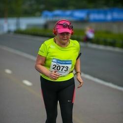 Helsinki Half Marathon - Päivi Ruotsalainen (2073)